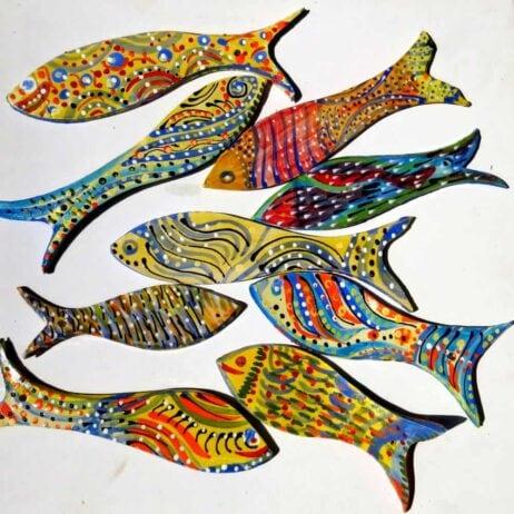 תמונה של דגים