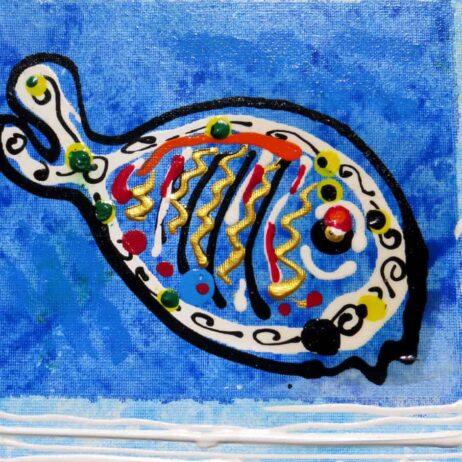 צבעוניות הדגים