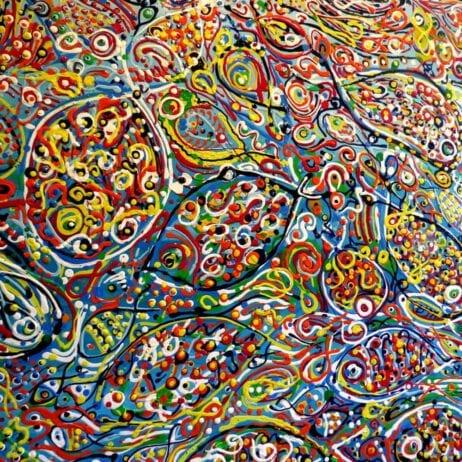 ציור אקריליק לאספנים