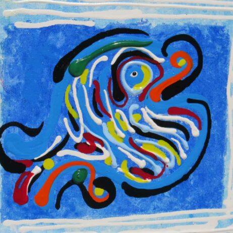 דג צבעוני