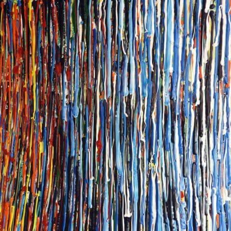 """ייעוץ ליצירות אומנות איריס עשת כהן Colors of life אומנות ישראלית בארה""""ב"""