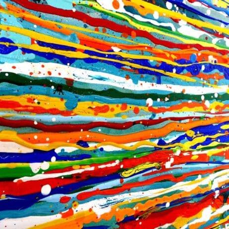 סטודיו לאומנות איריס עשת כהן Colors of life