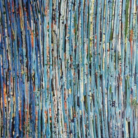 ציורים פסים צבעוניים איריס עשת כהן Colors of life