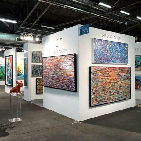 Art expo ניו יורק