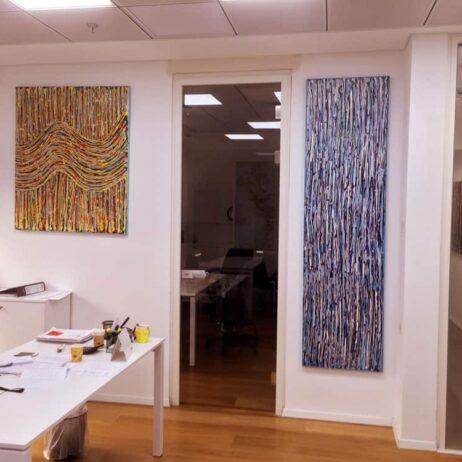 ציורים למשרדים