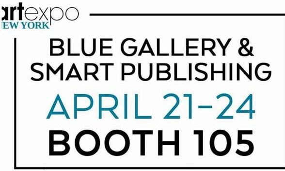 Blue gallery NY 2017