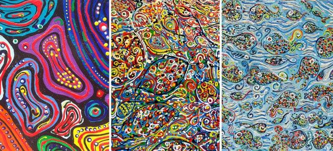 גלריית ציורים איריס עשת כהן
