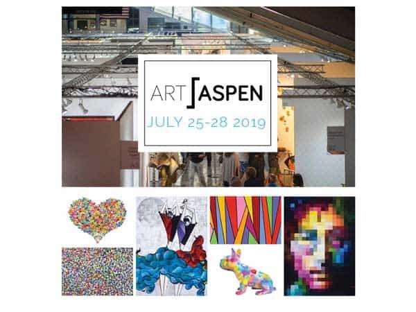 ART ASPEN Blue Gallery 2019