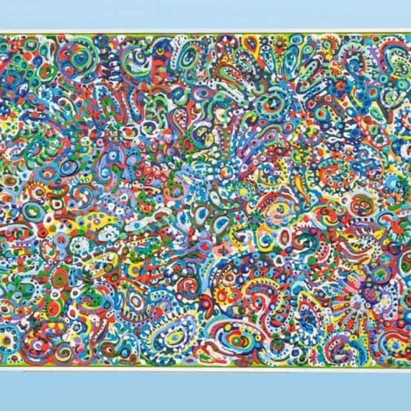 תנועת הצבעים - צבעים בתנועה