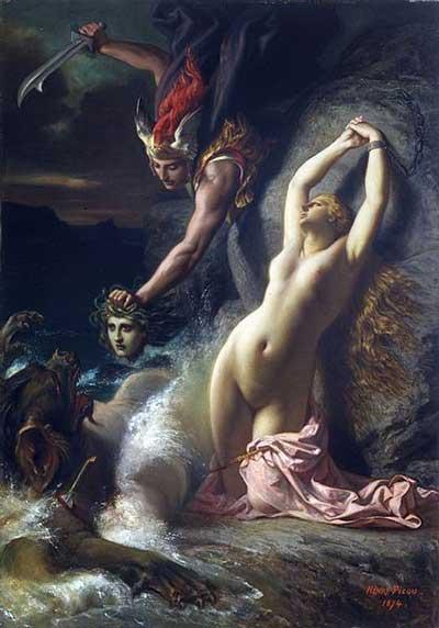 צייר: הנרי פייר פיקו (צרפתי) שנה: 1874