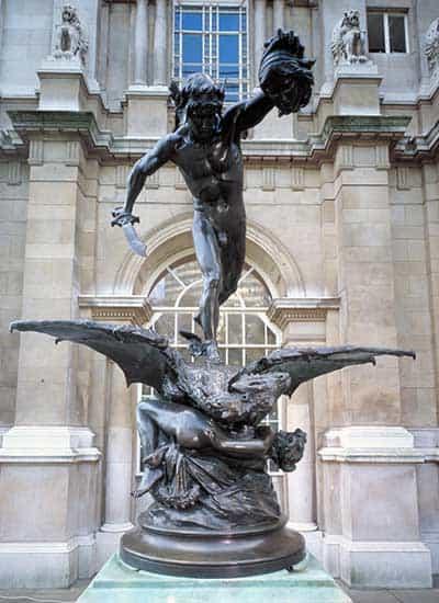 פסל: הנרי צ'ארלס פהר (אנגלי) שנה: 1893