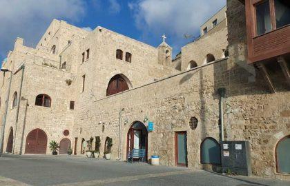אמנות והיסטוריה בנמל יפו